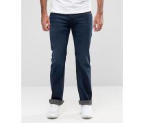 Zatiny Bootcut-Jeans in dunkler Waschung, 857Z Blau