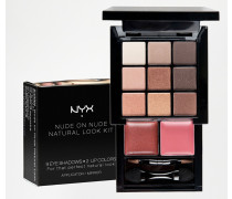 Professional Make-Up Nude on Nude Natural Look Set Mehrfarbig