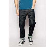 Levi's 504 High Definition Gerade geschnittene Jeans Blau