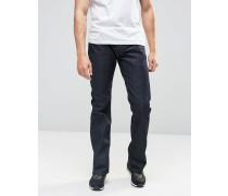 Zatiny 88Z Bootcut-Jeans Blau