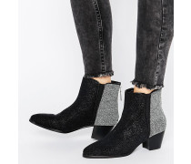Time Ankle Boots Mehrfarbig