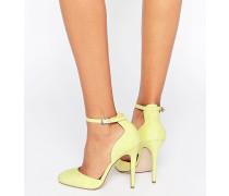 PLAYWRIGHT High-Heels Gelb