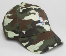 "Verstellbare Kappe mit ""NBA""-Logo Grün"