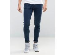 Superenge Jeans, OD-11 Blau Blau