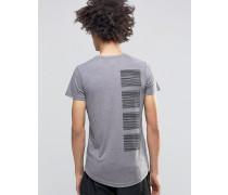 Flint T-Shirt in Ash Grau