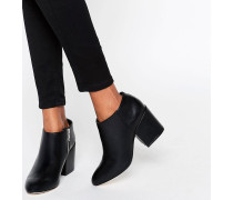 RAVAN Ankle Boots Schwarz