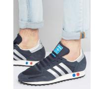 LA Trainer OG Blaue Sneaker, BB1208 Blau