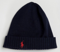 Player-Beanie Marineblau