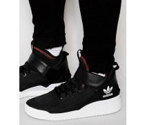 adidas Veritas-X Sneakers Schwarz