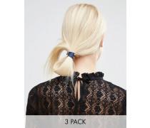 Haarbändern mit Nietenbesatz Mehrfarbig