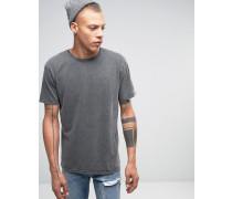 Yard Sale T-Shirt mit Acid-Waschung Grau