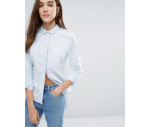 Southbrook Klassisches Hemd Blau