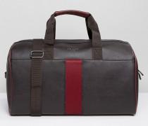 Gewebte Reisetasche Braun