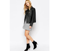 Kitna Falten-Shorts Grau