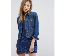 M.i.h Jeans Jeans-Jacke Blau