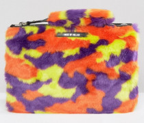 Clutch in Camouflage-Design Mehrfarbig