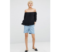 Cicilie Shorts Blau