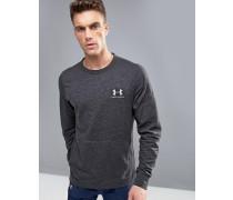Triblend Technical Schwarzes Sweatshirt, 1280756-005 Schwarz