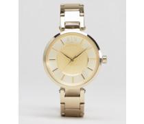 Olivia Goldene Uhr, AX5316 Gold
