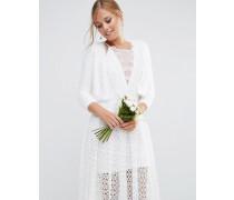 Bridal Strickjäckchen Weiß