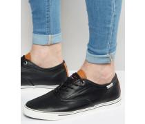 Teni Oxford-Schuhe in Schwarz Schwarz