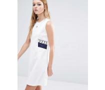 Archive Trico Kleid Weiß