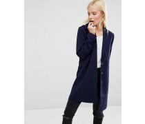 Blend She Hanna Oversize-Jacke Blau
