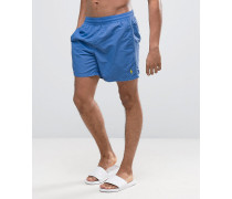 Hawaii-Badehose in Blau Blau