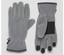 Synchilla Handschuhe in Grau Grau