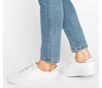 DARLEY Sneaker zum Schnüren Weiß