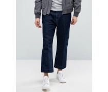 Bond Karbonisierte Jeanshose Blau