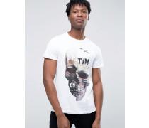 Shrine T-Shirt Weiß
