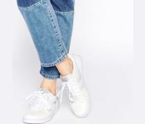 Equipe Snake CLA579 Weiße Sneaker Weiß
