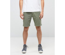 Denim & Supply Ralph Lauren Grüne Chino-Shorts Grün