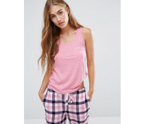 Cassington-Tanktop Rosa