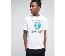 Billion Dollar T-Shirt mit Aufdruck Weiß