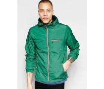 Ratner Leichte Jacke mit Kapuze Grün