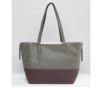 Rosie Shopper-Tasche zum Wenden Mehrfarbig
