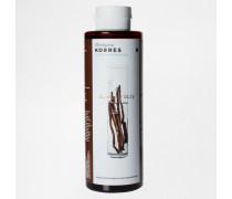 Shampoo für fettiges Haar mit Süßholz und Brennnessel, 250 ml Transparent