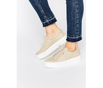 DAY TRIP Flatform-Sneaker Beige