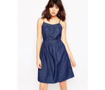 Jeans-Sommerkleid Blau