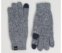 Touchscreen-Handschuhe Grau