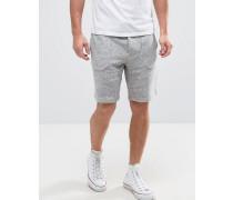 Allensmore Sweatshorts mit aufgesetzten Taschen Grau