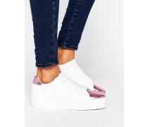 DEFINITELY Sneaker zum Schnüren Mehrfarbig