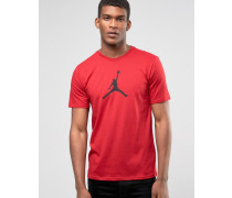 Nike Jumpman T-Shirt in Rot 801051-687 Rot