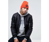 Logo Beanie In Red 803732-852 Rot