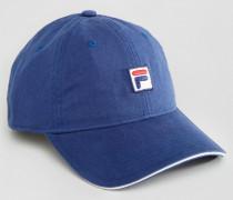 Kappe mit Logo Marineblau