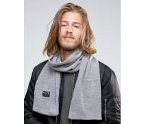 Nicce Melierter Schal in Grau Grau