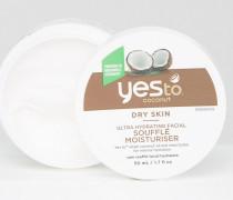 Coconuts Ultra feuchtigkeitsspendende Souffle-Gesichtspflege, 50 ml Transparent