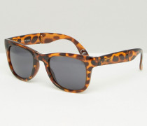 Faltbare Spicoli-Sonnenbrille VUNKFZF Braun